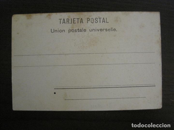 Postales: ADUANA DE GUAYAQUIL-FERROCARRIL-REVERSO SIN DIVIDIR-POSTAL ANTIGUA-VER FOTOS-(58.441) - Foto 4 - 159137362