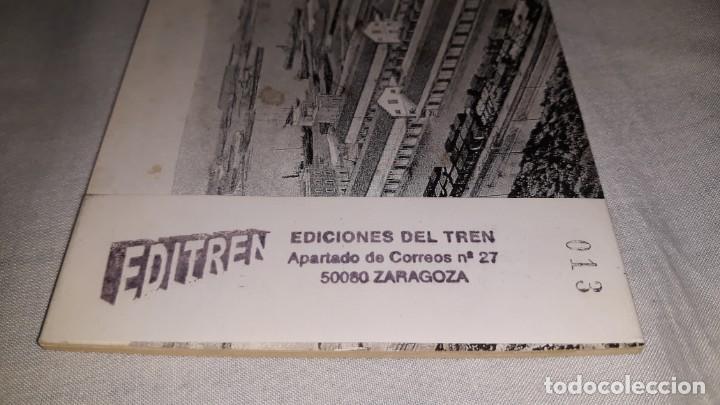 Postales: Serie completa de 10 postales- ed.del tren/ 013.numeradas de 121 a 130 - Foto 3 - 160344958