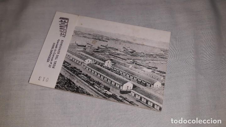 SERIE COMPLETA DE 10 POSTALES- ED.DEL TREN/ 013.NUMERADAS DE 121 A 130 (Postales - Postales Temáticas - Trenes y Tranvías)