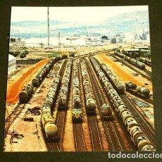 Postales: POSTAL RECORTADA - COLECCION RENFE - M-9 APARTADERO DE ENPETROL (PUERTOLLANO). Lote 162405766