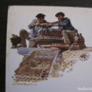 Postales: KRUPP-LOKOMOTIV U.WAGENBAU-TREN FERROCARRIL-POSTAL ANTIGUA-VER FOTOS(59.135). Lote 162637066