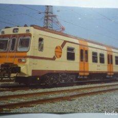 Postales: POSTAL RENFE- M 13 UNIDAD 445-001 -CIRCULADA. Lote 162981286