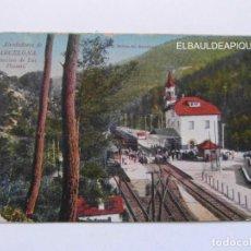 Postales: 267 EMPORDA PETIT. CALELLA DE PALAFRUGELL. EL GOLFET DELS CASTELLETS. CLIXE JORDI. ENSENYANSA. CCTT. Lote 165522302