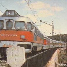 Postales: M11 TALGO III RENFE. Lote 173492052