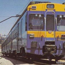 Postales: M7 UNIDAD ELÉCTRICA SERIE 440 RENFE. Lote 173492090