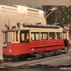 Postales: POSTAL TRANVIA DE BARCELONA 1898 - 1900. Lote 178355693