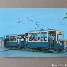 Postales: TRAM-VIES VALENCIA - COTXE 173 - TORRES SERRANO 1964 Nº 33 - EDICIONS FERROVIARIAS - TRANVIA. Lote 178943593