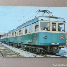Postales: METRO DE BARCELONA - MACOSA - 1959 - TREN. Lote 178943968