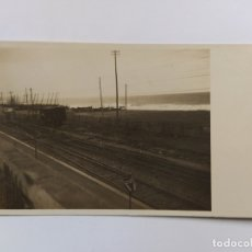 Postales: TREN FERROCARRIL-POSTAL FOTOGRAFICA-VER REVERSO-(63.225). Lote 180027493