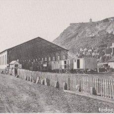 Postales: ESTACIÓ DE MORROT/BARCELONA, RESERVA DE MATERIAL – AMICS FERROCARRIL Nº 45 – S/C. Lote 180459217