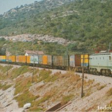 Postales: LOCOMOTORA RENFE ALSTHOM SERIE 276, COSTES DE GARRAF – AMICS FERROCARRIL Nº 47 – S/C. Lote 180459372