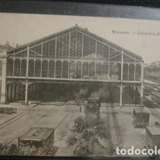 Postales: MADRID ESTACIÓN DEL NORTE - FOTOTIPIA J.ROIG MADRID - PORTAL DEL COL·LECCIONISTA *****. Lote 182676602
