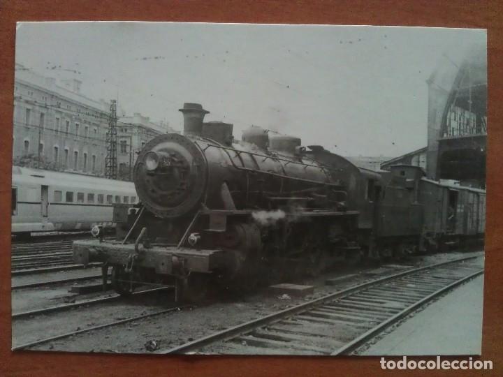 LOCOMOTORA DE VAPOR 141 - 2021 (Postales - Postales Temáticas - Trenes y Tranvías)