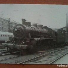 Postales: LOCOMOTORA DE VAPOR 141 - 2021. Lote 183025876