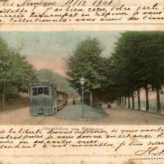 Postales: 1901 OMSTREKEN VAN NIJMEGEN. Lote 183346800