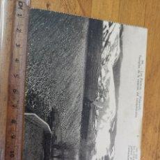 Postales: POSTAL DE PUIGCERDÀ Nº591, TERRAPLÉN DE LA ESTACIÓN DEL TRANSPIRENAICO. Lote 184641941