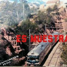 Postales: VACARISSES AÑOS 80 TER BCN SALAMANCA. Lote 184929256