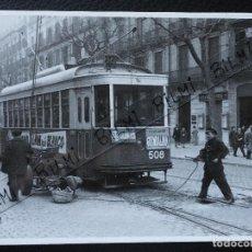 Postales: POSTAL TRANVIAS DE BARCELONA, GRUPO MOTOR EQUIPO 2, NUMERO 4085. Lote 189277605