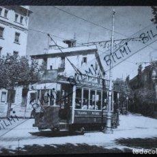 Postales: POSTAL DEL TRANVIA MATARO-ARGENTONA, NUMERO 4131. Lote 189278621