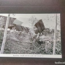 Postales: HISTORIA FERROCARRILES GERONA RIUDELLOTS DE LA SELVA 3. Lote 192360037
