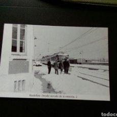 Postales: HISTORIA FERROCARRILES GERONA RIUDELLOTS DE LA SELVA 2. Lote 192360106