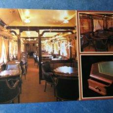Postales: POSTAL DE RENFE. TREN AL ANDALUS EXPRESO 6. FERROCARRIL.. Lote 192507532