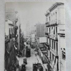 Postales: POSTAL TREN NUEVA -EUROFER 4249 - TRANVIAS BARCELONA. Lote 193978070