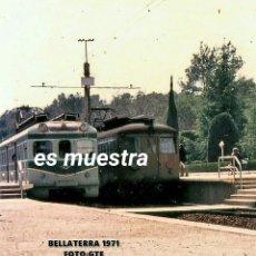 Postales: BELLATERRA 1971. Lote 194609448