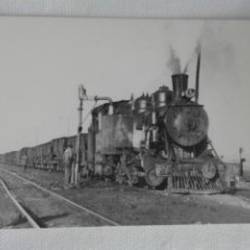 Postales: POSTAL TREN EUROFER 4225 - FC PONFERRADA-VILLABLINO LEON - LOCOMOTORA VAPOR VILLABASO - CUBILLOS. Lote 194742137