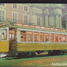 Postales: POSTAL TRANVIA DE LISBOA. Lote 195361805