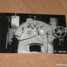 Postales: LOCOMOTORA TIPO RENFE ( M2A 384, SACM 1879 ). Lote 199516071