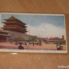 Postales: POSTAL DE PEIPING. Lote 199517151