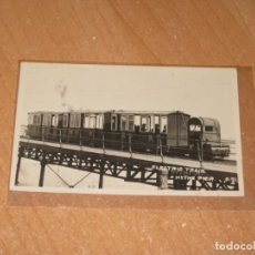 Postales: ELECTRIC TRAIN HYTHE. Lote 199751418