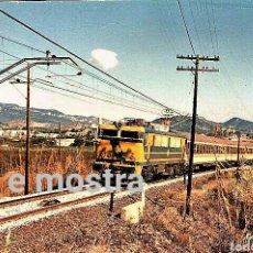 Postales: 1988 SIERRA DE GREDOS PASANDO POR LAS BORJAS DEL CAMPO. Lote 205450830