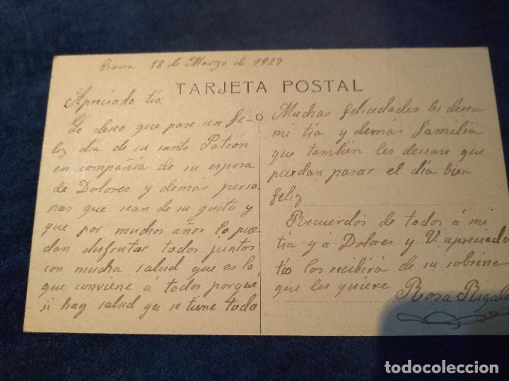 Postales: Inaguración Tranvia de Mongat - Tiana - te/tr - Foto 2 - 205804231