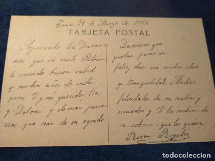 Postales: Inaguración Tranvia de Mongat - Tiana - te/tr - Foto 2 - 205804303