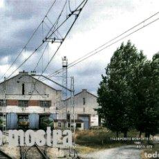 Postales: 1986 DEPÓSITO DE MONFORTE DE LEMOS. Lote 207033157