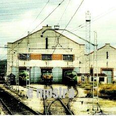 Postales: DEPÓSITO DE MONFORTE DE LEMOS 1986. Lote 207033643