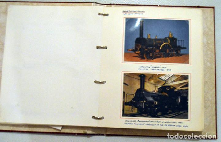 Postales: COLECCIÓN 136 POSTALES TRENES Y ENTEROS POSTALES - Foto 30 - 214076471