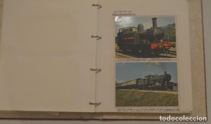 Postales: COLECCIÓN 136 POSTALES TRENES Y ENTEROS POSTALES - Foto 54 - 214076471
