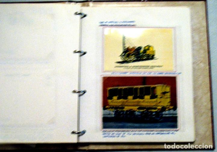 Postales: COLECCIÓN 136 POSTALES TRENES Y ENTEROS POSTALES - Foto 60 - 214076471
