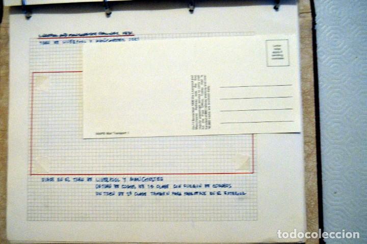 Postales: COLECCIÓN 136 POSTALES TRENES Y ENTEROS POSTALES - Foto 67 - 214076471