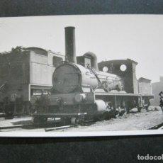 Postales: TREN FERROCARRIL-RENFE-BARCELONA-FOTOGRAFICA-POSTAL ANTIGUA-VER FOTOS-(73.420). Lote 214755001