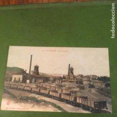 Postales: FERROCARRILES - ANTIGUA POSTA L 265 -ST. ÉTIENNE PUITS CHATELUS -14X9 CM.. Lote 215227135