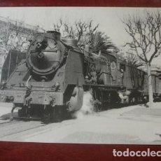Postales: LOCOMOTORA A VAPOR SERIE 240 -2551/2717 EUROFER AMICS DEL FERROCARRIL. Lote 218013708