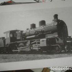Postales: LOCOMOTORA DE VAPOR1-4-0 Nº4476-4485 - CONSTRUIDA POR MAQUINISTA EN 1926. Lote 218082391