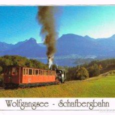 Postales: FERROCARRIL DE ENGRANAJES DE SCHALBERG (AUSTRIA). Lote 218613463