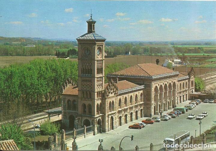 Postales: 18 postales variadas de ferrocarriles , locomotoras , estaciones , - Foto 3 - 219913526