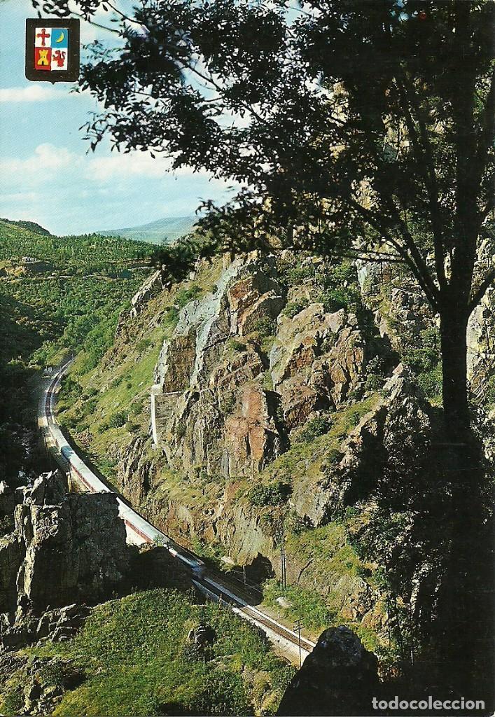 Postales: 18 postales variadas de ferrocarriles , locomotoras , estaciones , - Foto 6 - 219913526