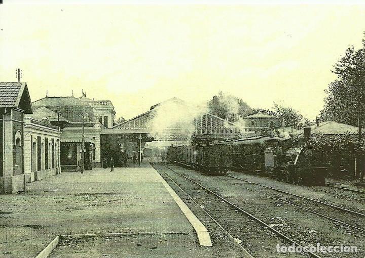 Postales: 18 postales variadas de ferrocarriles , locomotoras , estaciones , - Foto 7 - 219913526